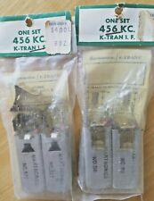 2 pkg. NOS Lot MARTRONICS Vtg K-Trans I.F. Repair Transformer #511 & #512 U.S.A
