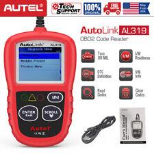 Autel AL319 OBD Scanner Automotive Engine Fault Code Reader Diagnostic Scan Tool
