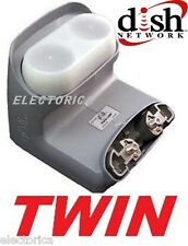 DUAL TWIN HD LNB DLNB SWITCH DISH NETWORK LEGACY SW21 HDTV SW44, DISHNET 110 119