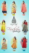 Abito donna Kurta Kurti Designer Bollywood Pakistano Indiano Top etnico asiatico
