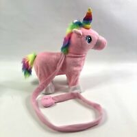 STOP!! Animated Unicorn Animated Childs Toy with Sounds and Lights NEW!!