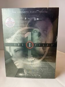 The X Files The Complete First Season DVD Collector's Edition Inc a PC Game NEW