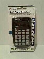 Sentry Dual Power Pocket Size Calculator