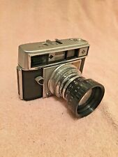 Agfa Super Silette-LK Rangefinder with a 45mm f/2.8 lens & Telephoto Aux. Lens