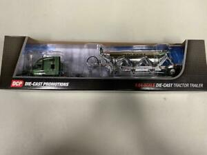 """DCP 34103 """"Walpole"""" Kenworth T680 w/Tanker 1:64 Die-cast Promotions First Gear"""