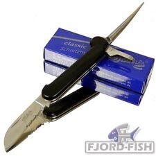 HERBERTZ Segelmesser Seglermesser Bootsmesser Messer Taschenmesser Marlspieker
