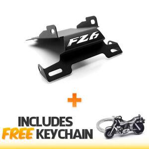 Yamaha FZ6 Fazer Fender Eliminator Black Plate Holder 06-08+Cruiser Keychain