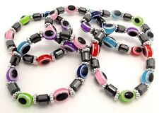 Wholesale 50 pcs Mixed color fashion elastic beaded bracelet