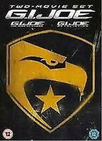 Gi Joe - The Altezza Di Cobra / Retaliation DVD Nuovo DVD (PHE1912)
