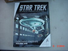 Star Trek Official Starships Magazine: Designing Starships Vol #1 Hardback