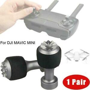 For DJI Mavic Mini Drone Metal Remote Controller Joysticks Stick Rocker L0T5