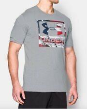 Under Armour * UA Freedom BFL T-shirt Grey for Men