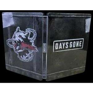 Days Gone Steel Book Only No software PlayStation 4 Japan limited F/S
