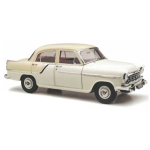 Classic Carlectables 18729 1/18 Holden FC Special Cape Ivory Over India Ivory wi