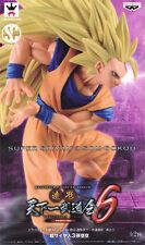 Banpresto Dragon ball Zoukei Tenkaichi Budokai Figure SCultures 6 Vol 6 SS3 Goku