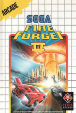 # Sega Master System-Fire & Forget 2-Top/MS jeu #