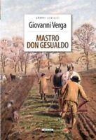 Mastro don Gesualdo Giovanni Verga Libro Nuovo Crescere Edizioni