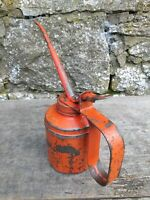 Collectable Vintage Wesco 1/2 Pint Oil Can - Pump Action