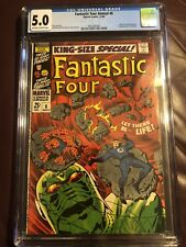 Fantastic Four Annual # 6 CGC 5.0 WH/OW (Marvel, 1968) 1st appearance Annihulus