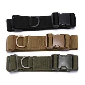 Quick Release Buckle Side Clip Strap Belt Webbing Backpack Adjustable 25-44 Inch