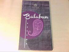 RARE LONG BOX 2 CD / MUSIQUE AZERBAIDJANAISE / BALABAN / COMME NEUF