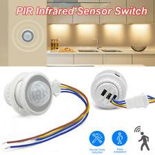 AC 110V 220V PIR Infrared Body Motion Sensor Detector Control Switch Light Lamp