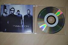 U2 - Walk on. Promo CD-Single (CP1706)