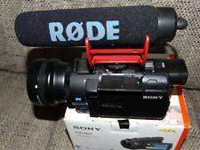 Sony FDR-AX33 4K Camcorder mit viel extra Zub.!!!