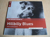 """The Rough Guide to Hillbilly Blues   12"""" vinyl lp + download  mint new sealed"""