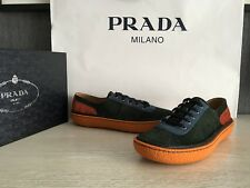 PRADA Men's Real Leather Shoes Sz : US 11/UK 10/EU 44. NEW