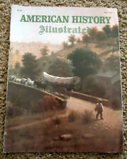 American History Illustrated May 1978, Cover by George W. Storm