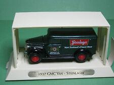 GMC VAN Steinlager 1937 YGB08 Matchbox Collectibles yesteryear OVP