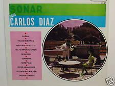 Carlos Diaz Orq. Hermanos Castro Soñar  LP