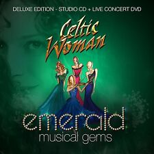 CELTIC WOMAN - EMERALD: MUSICAL GEMS-LIVE IN CONCERT  DVD + CD NEUF