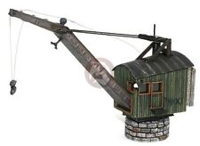 CMK 1/35 10 Ton Steam Harbor Crane (in Atlantic/Baltic coasts until 1950s) RA050