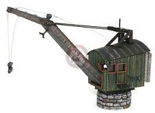 CMK 1/35 10 Ton Steam Harbor Crane (in Atlantic/Baltic coasts until 1950s) RA050