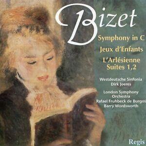 Bizet - Symphony in C · Jeux d'Enfants · L'Arlésienne Suites Nos. 1 & 2
