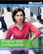 Microsoft Windows Vista Configuration with Lab Manual Set - Exam 70-620