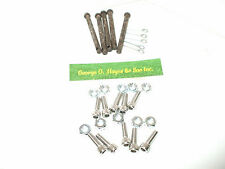 Walker Mower Shear Pins 8067-10 & Bolts & Nuts-F202A - OEM