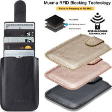 Universal Adhesive Pocket Stick On Wallet 5 Cards Holder Case For Cell Phone