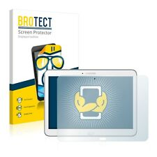 2x Brotect Screen Protector for Samsung Galaxy Tab 4 (10.1) Sm-t535 Protection