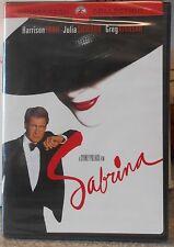 Sabrina (DVD 2002) RARE 1995 HARRISON FORD ROMANTIC COMEDY HIT BRAND NEW