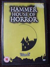 Hammer House Of Horror DVD Volume 4.BRAND NEW AND SEALED.