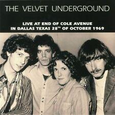 Velvet Underground - Live At End Of Cole Avenue In Dallas Texas VINYL LP DBQP14