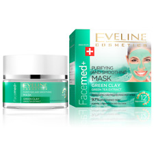 EVELINE PURIFYING AND SMOOTHING MASK - GREEN CLAY