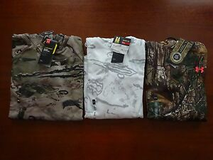 Under Armour Women's Icon Camo Hoodie NWT Hunting