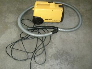 Eureka 3670G Mighty Mite Corded Canister Vacuum Cleaner - Yellow