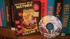 Saturday Sci Fi Matinee Volume 3 - The Incredible Petrified World. Classic scifi