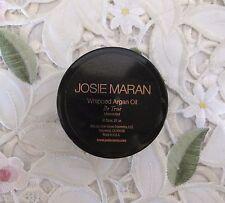 ~Josie Maran~Whipped Argan Oil Body Butter~*Be True* Unscented~ (2 oz/59 ml)