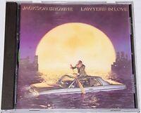 Jackson Browne - Lawyers in Love (CD, 1983, Asylum)